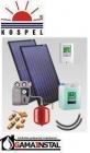 Zestaw solarny Kospel ZSH.A-2x2,3 PLUS bez wymiennika c.w.u. (dla 3-4 osób)