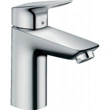 Hansgrohe Logis kran umywalkowy z korkiem klik klak 71107000