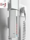 Instal-Projekt grzałka elektryczna HOT 2 sterowanie dotykowe 600 W biała HOTS-06C1