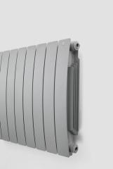 Terma grzejnik aluminiowy Camber 578x500 kolor Metalic Grey , 10 żeberek WGCAM057080KMGRLP