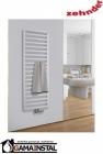Zehnder Quaro grzejnik łazienkowy biały 1000x450