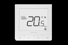 Salus regulator Quantum  SQ610RF  akumulatorowy z czujnikiem wilgotności  615302602