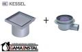 Kessel Wpust łazienkowy Classic DN 50 System 100  (40150+27210)