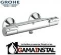 Grohe Grotherm 1000 bateria termostatyczna ścienna natryskowa 34143 000