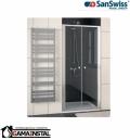 Sanswiss ECO-LINE drzwi dwuczęściowe 80cm ECP200800107