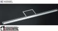 Kessel Linearis Classic sytem 100  odwodnienie liniowe L = 850 mm 40150.84