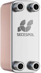 Secespol wymiennik płytowy lutowany moc 25 kW LB 31-20 dn25 (20 płytowy) 0203-0062
