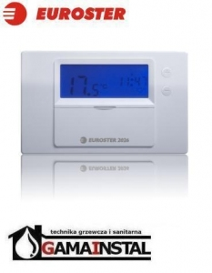 Euroster 2026 sterownik regulator temperatury