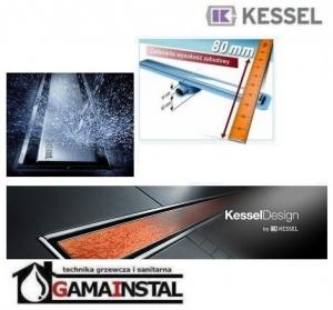 Kessel Linearis Compact odwodnienie liniowe L = 850 mm 45600.64