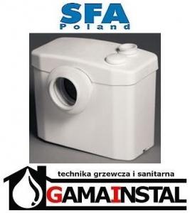 Sanibroyeur pompa do wc