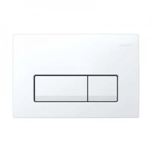 Geberit Delta 51 biały przycisk spłukujący 115.105.11.1