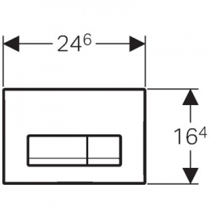 Rysunek techniczny Delta 51 115.105.21.1