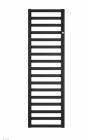 Grzejnik łazienkowy Instal-Projekt POPPY czarny black 500x1310 PPY-50/130 C75
