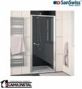Sanswiss ECO-LINE drzwi jednoczęściowe 100 cm ECOP10000107