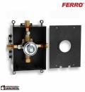 FERRO Box Podtynkowy z Baterią 1-Funkcujną BOX050