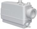 Grundfos Sololift2 CWC-3 pompa rozdrabniająca do naściennej miski wc + umywalka + natrysk + bidet + pisuar 97775316