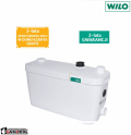 WILO HiDrainlift 3-35 Pompa do Zmywarki, Pralki do 60^C 4191679