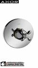 Hansgrohe Axor Carlton bateria termostatyczna podtynkowa high flow element zewnętrzny pokrętło krzyżowe 17716000