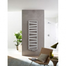 Zehnder Kazeane grzejnik dekoracyjny łazienkowy 1567x500 biały