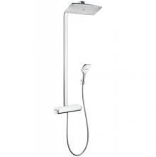 Hansgrohe Komplet prysznicowy Raindance Select 360 biały/chrom 27112400