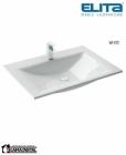 Elita Vetro 70 umywalka szklana biała 145970