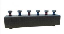 Afriso rozdzielacz KSV 125-3 70kW dla 3 obiegów 77315