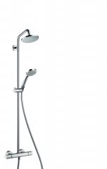 Hansgrohe Showerpipe Croma 160 chrome 27135000