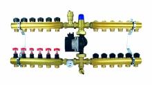 RZT rozdzielacz dwu-funkcyjny 4 obw. i 4 obw. R2F-4PT4OT-G