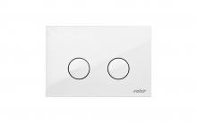 Valsir P4 przycisk spłukujący do WC biały VS869301
