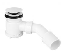 Mcalpine syfon brodzikowy 50 klik klak biały HC26CLCP-WH