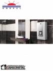Kospel PPH2 hydraulic, elektryczny podgrzewacz wody PPH2-12