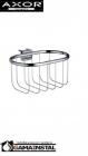 Hansgrohe Axor Montreux koszyczek na mydło nikel szczotk 42066820