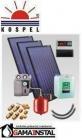 Zestaw solarny Kospel ZSH.A-3x2,3 bez wymiennika c.w.u. (dla 5-6 osób)