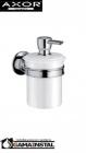 Hansgrohe Axor Montreux Pojemnik na mydło w płynie z porcelany chrom 42019000