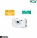 WILO HiSewlift 3-15 Pompa z Rozdrabniaczem do WC + Umywalka 4191675
