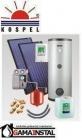 Zestaw solarny Kospel ZSH.A-2x2,3/300 PLUS (dla 3-4 osób)