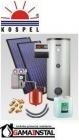Zestaw solarny Kospel ZSH.A-2x2,3/300 (dla 3-4 osób)
