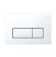 Geberit Delta 51 przycisk spłukujący biały 115.105.11.1