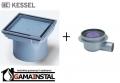 Kessel Wpust łazienkowy Classic DN 50 System 100  (40150+27211)