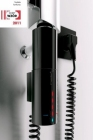 Instal-Projekt grzałka elektryczna HOT 2 sterowanie dotykowe 300 W czarna HOTS-03C2