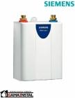 Siemens przepływowy ogrzewacz wody podumywalkowy DE06101