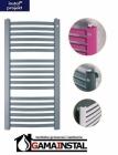 Instal Projekt RETTO 540X1072 C12 grzejnik łazienkowy  GRAPHITE RET-50/110C12