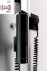Instal-Projekt grzałka elektryczna HOT 2 sterowanie dotykowe 600 W czarna HOTS-06C2