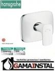 Hansgrohe Pruavida bateria prysznicowa podtynkowa biały/chrom 15665400