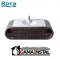 Roca Veranda umywalka z blatem ceramicznym 100x52 cm A327443000