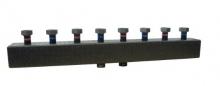 Afriso rozdzielacz KSV 125-4 70 kW dla 4 obiegów pompowych 77312