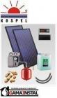 Zestaw solarny Kospel ZSH.A-2x2,3 bez wymiennika c.w.u. (dla 3-4 osób)