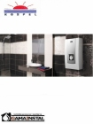 Kospel PPH2 hydraulic, elektryczny podgrzewacz wody PPH2-9