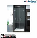 Sanswiss PUR PUR2 drzwi dwuczęściowe PUR2SM21007
