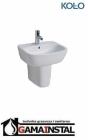 Koło Style umywalka 60 cm z otworem 60 x 46 cm L21960